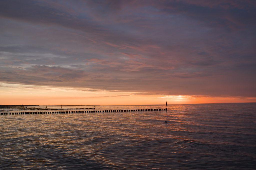 Baltic Sea Sunset