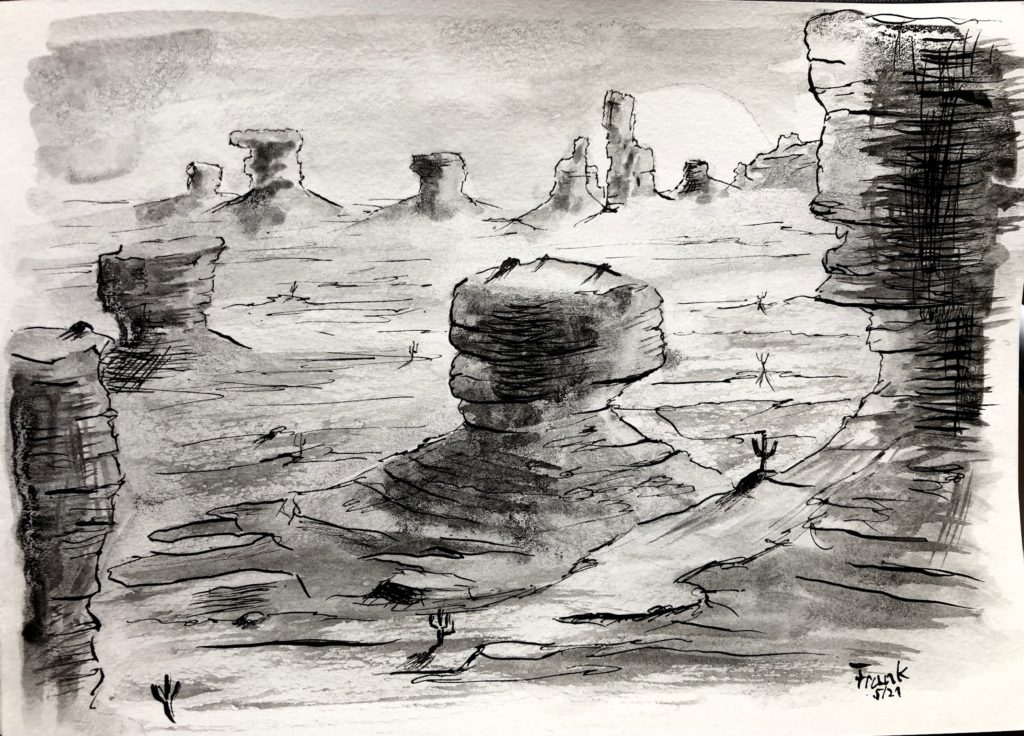 Ink valley 1