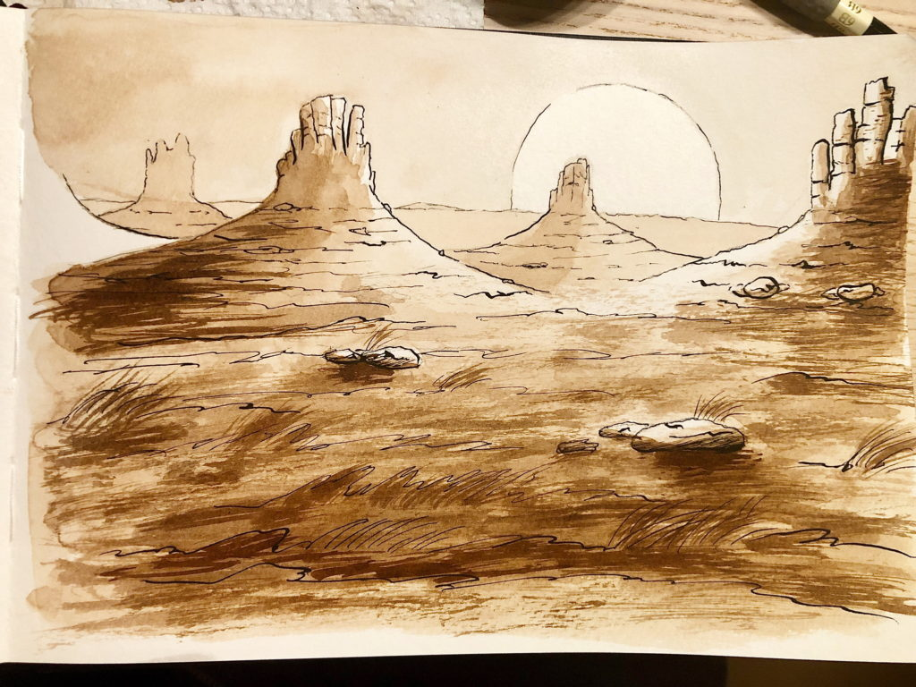Ink valley 2