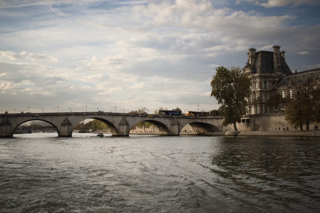 Sur la Seine