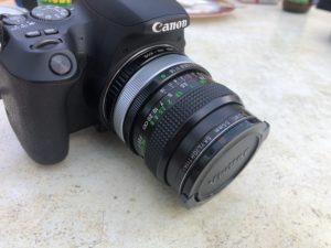 Vivitar 28mm f/2